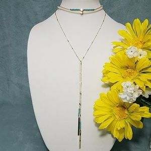 Jewelry - *NWT Trendy chic multi layer choker necklace
